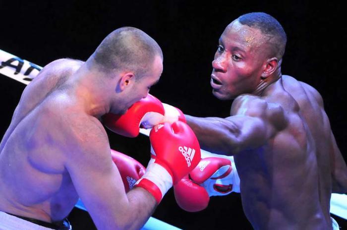 Armada cubana de boxeo debuta en Río-2016