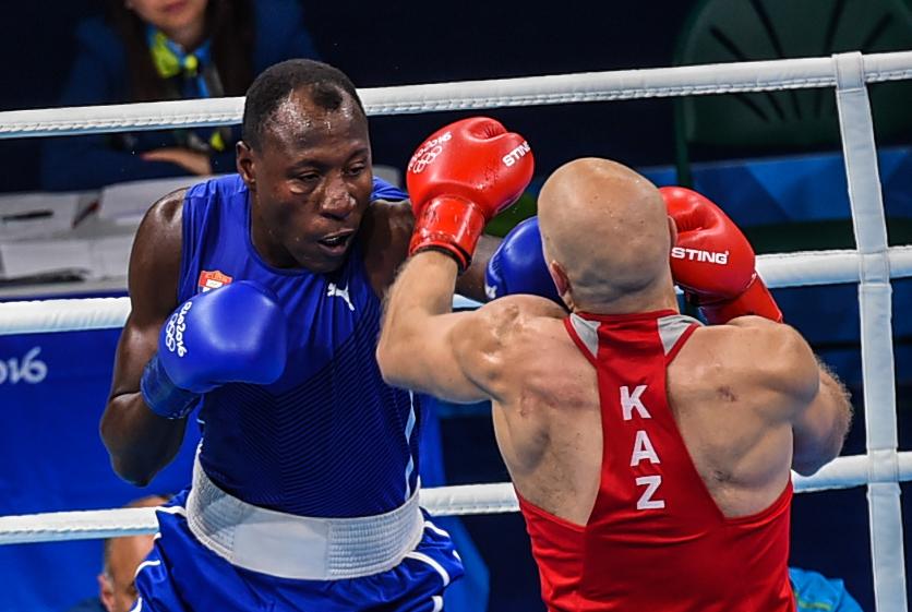 Cubano Savón no pudo llegar a la final de Río-2016