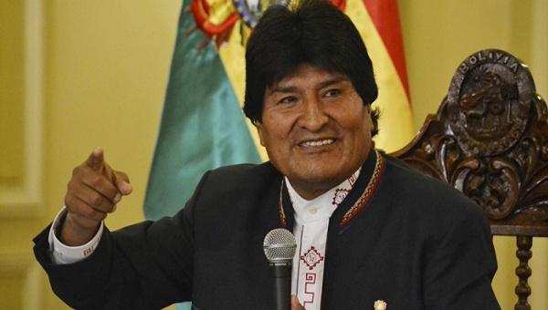 El 77 % de los bolivianos aprueba el liderazgo de Evo Morales