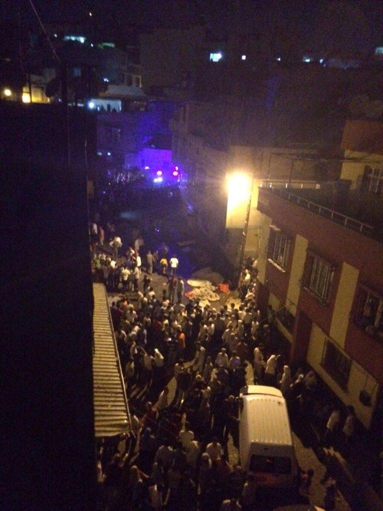 Explosión en boda en Turquía 3