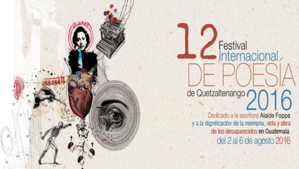 Festival de poesía honra a los miles de desaparecidos en Guatemala