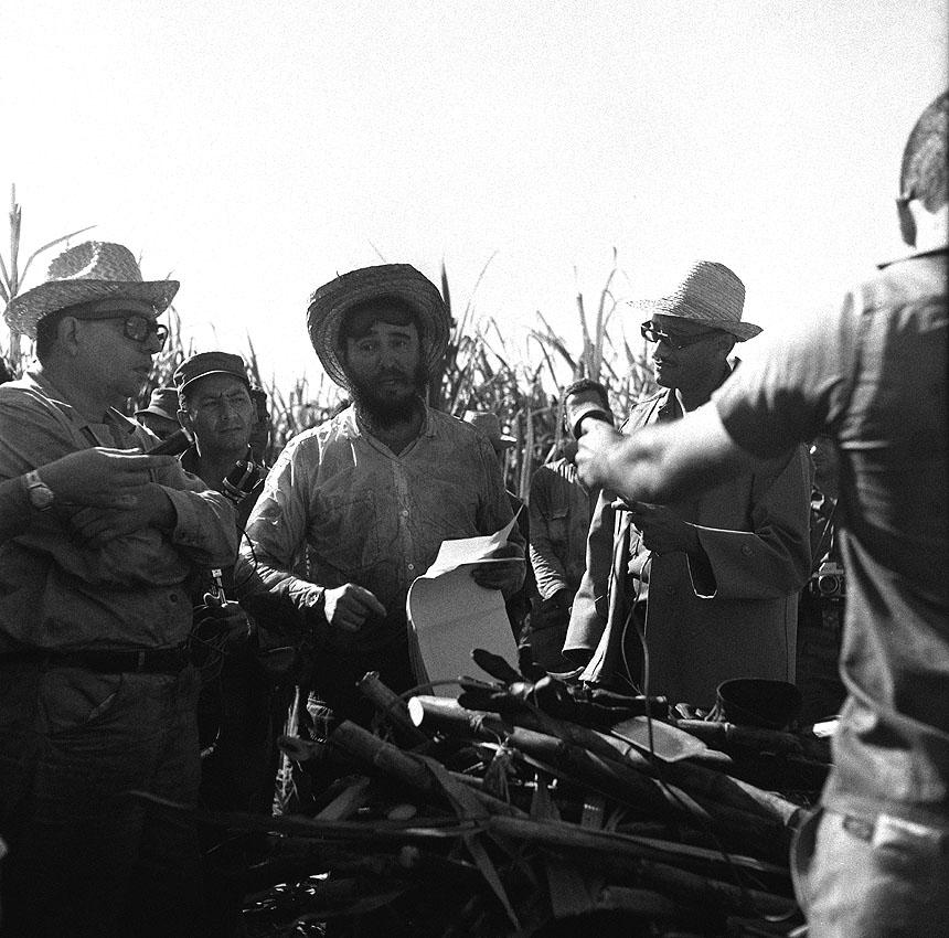 """""""El Fidel que conozco"""": Una amistad peculiar (I)"""