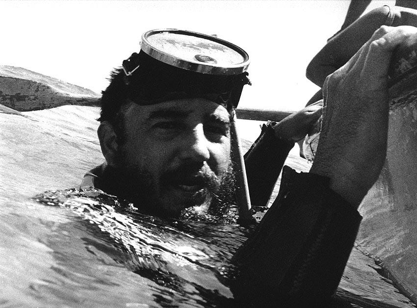 """""""El Fidel que conozco"""": Una amistad peculiar (II)"""