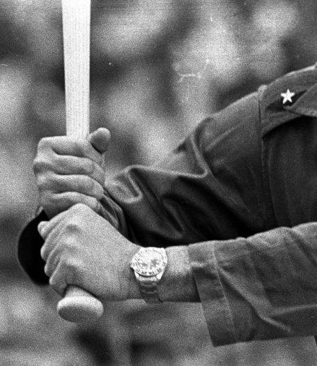 El contrato de #Fidel con las Grandes Ligas