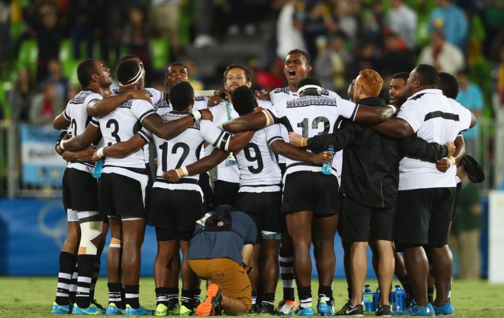 Fiyi gana oro y por primera vez obtiene una medalla en Juegos Olímpicos en Río 2016