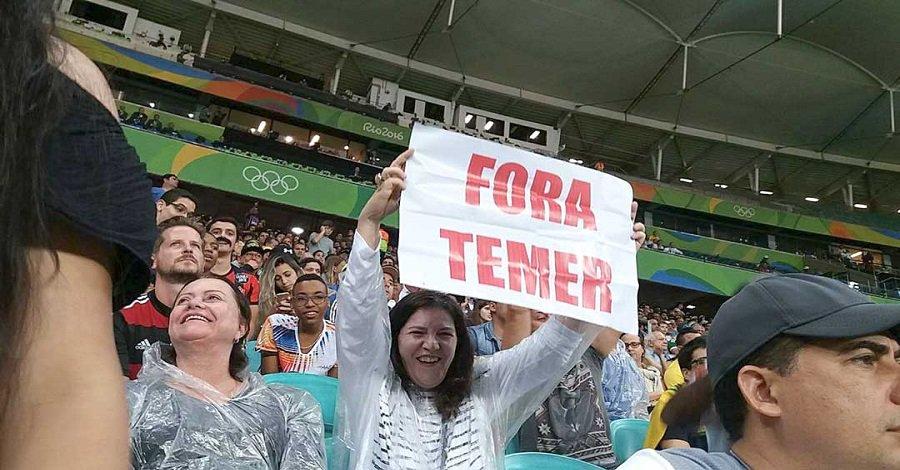 Michel Temer no va a clausura de los Juegos Olímpicospara esquivar abucheos