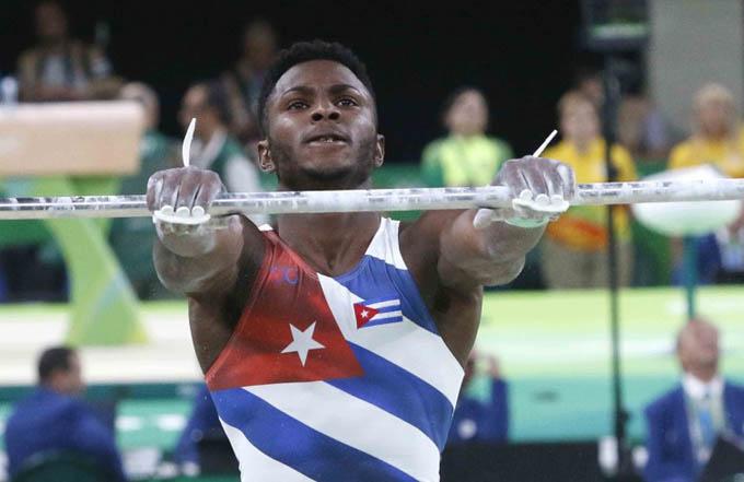 Cuba por medallas en gimnasia y judo en los Juegos Olímpicos