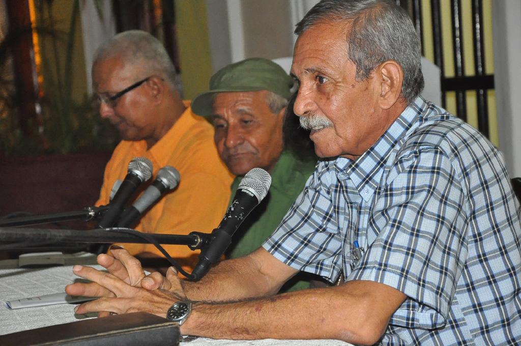 Rememoran lazos de Fidel con el territorio y el pueblo de Granma (fotos)