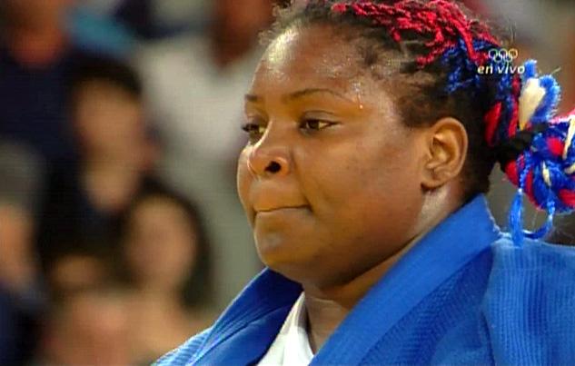 Cubana Idalys Ortiz gana plata para Cuba en los Juegos Olímpicos (video)