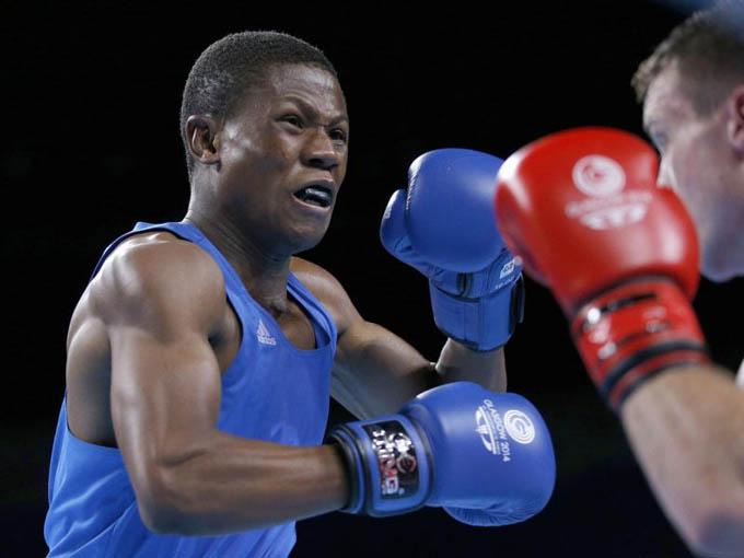 Arrestan a abanderado olímpico de Namibia en Rio por asalto sexual