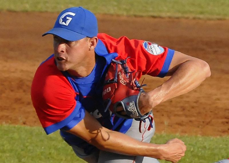 Tres cubanos rumbo a la final de liga Can-Am de Béisbol