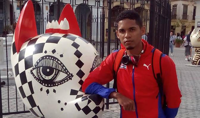 Leandro Zamora Rivero: presente y futuro sobre las vallas