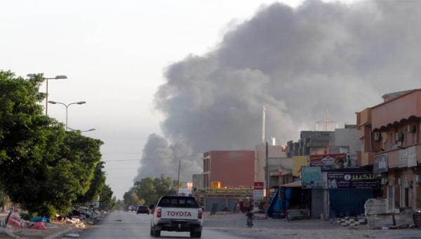 Libia, atentado suicida