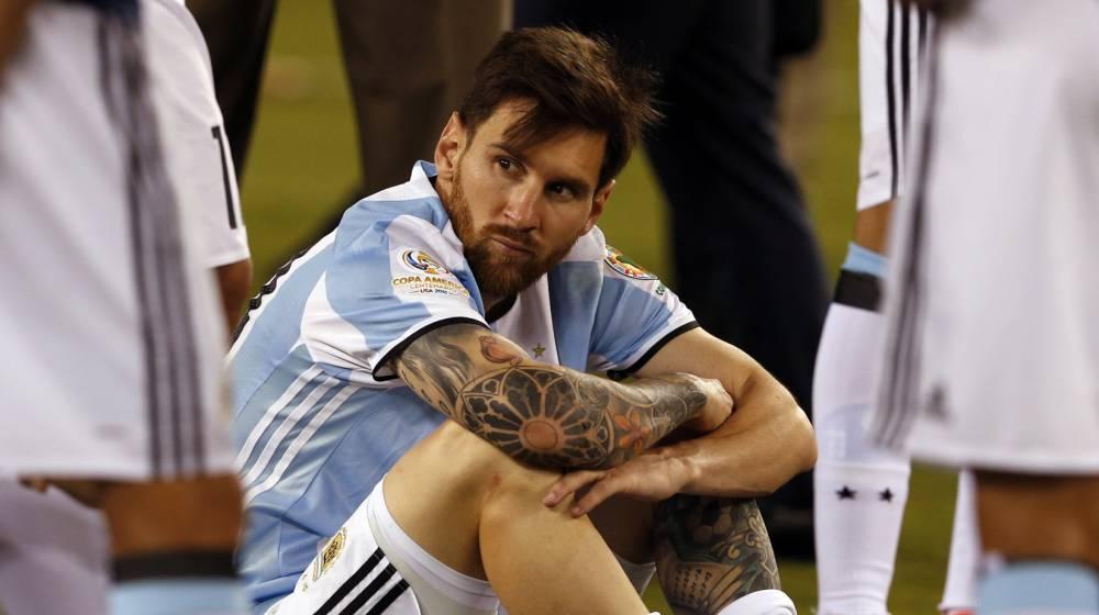 """Messi confirma que vuelve a la selección: """"Amo a mi país"""""""