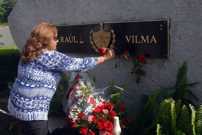 Tributo hoy a Vilma Espín en el municipio de Segundo Frente
