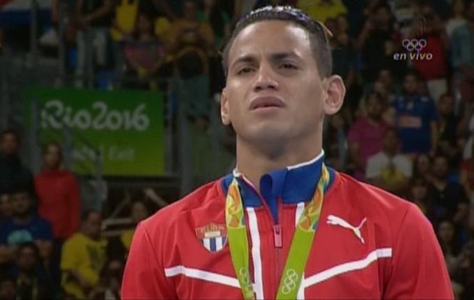 Medalla de Oro para Robeisy Ramírez