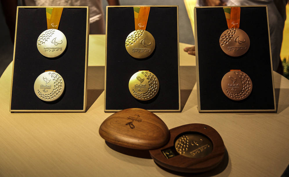 Medallas Río 2016