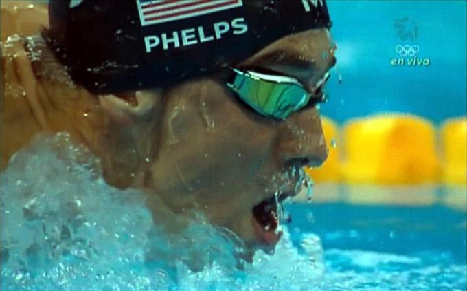 Michael Phelps, Río