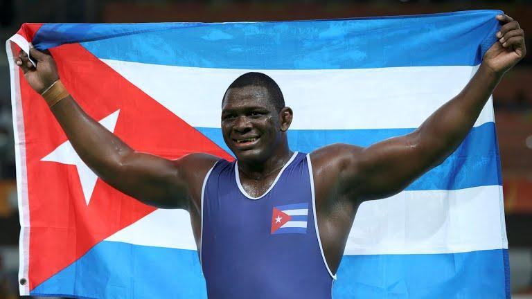 Mijaín López, segundo oro para Cuba