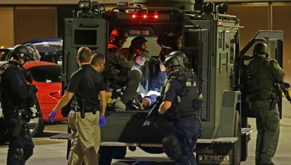 Milwaukee vive segunda noche de disturbios