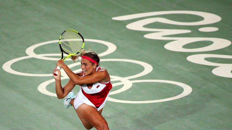 Puerto Rico gana el primer oro olímpico de su historia de la mano de la tenista Mónica Puig