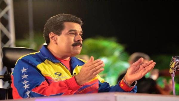 Maduro sobre el referendo: La derecha ha cometido un gran fraude