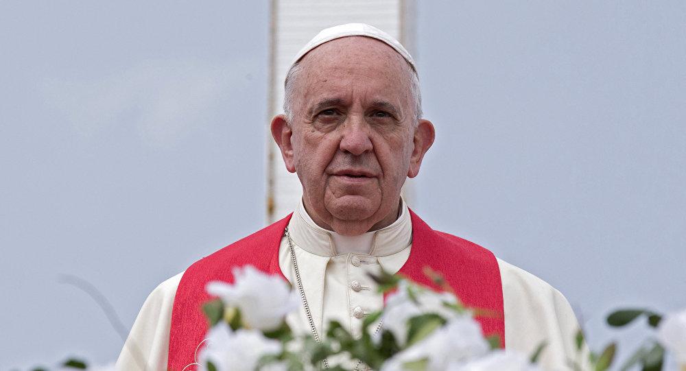 El papa Francisco pide perdón a exprostitutas