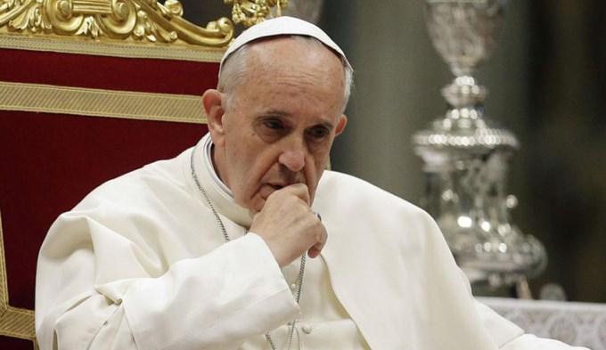 El Papa Francisco pidió rezar por las víctimas del terremoto en Italia (+ fotos y videos)