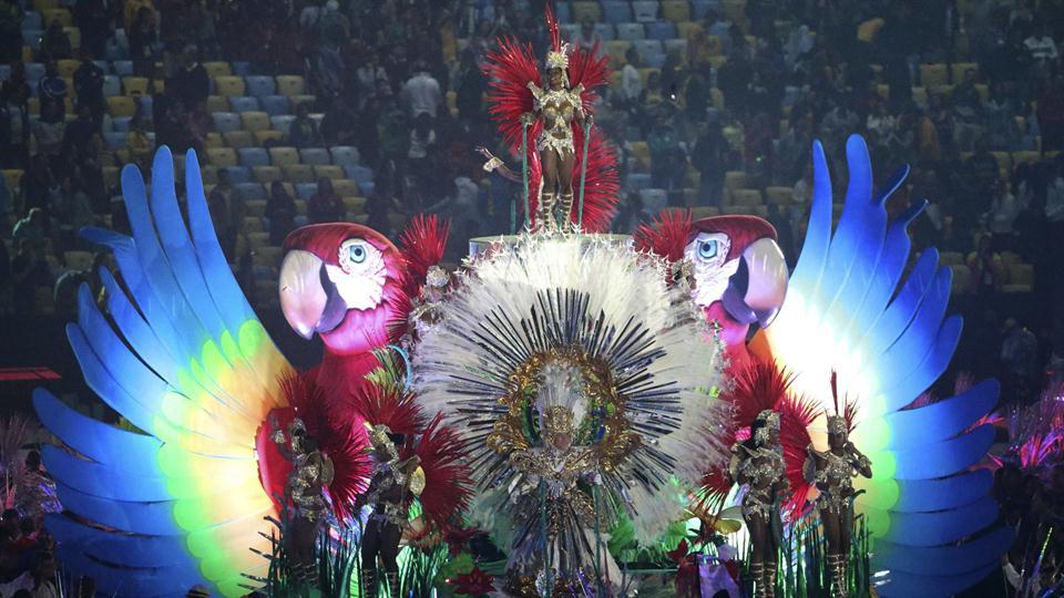 A ritmo de samba se despiden Juegos Olímpicos de Río de Janeiro (+ fotos)