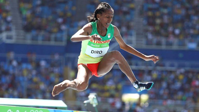 ¡Etíope Diro corre con una sola zapatilla y se pierde la final de los Juegos Olímpicos!