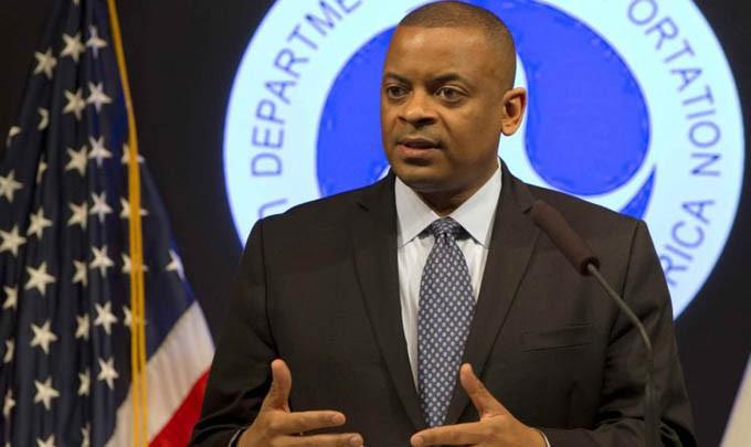 Secretario de Transporte de Estados Unidos, Anthony Foxx,