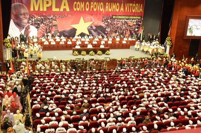 VII Congreso MPLA