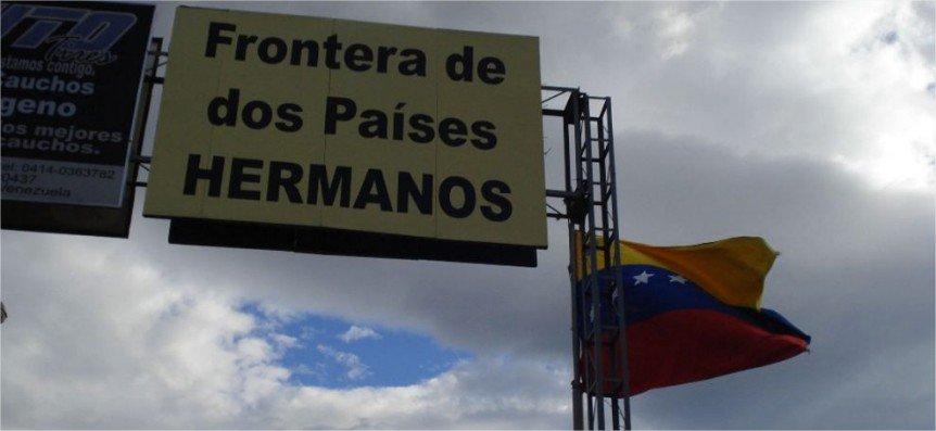 Reapertura de la frontera Colombia-Venezuela transcurre en calma