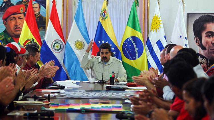 Venezuela está ejerciendo la presidencia pro tempore del Mercosur