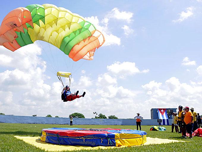Acogerá Mayabeque Campeonato Nacional de paracaidismo