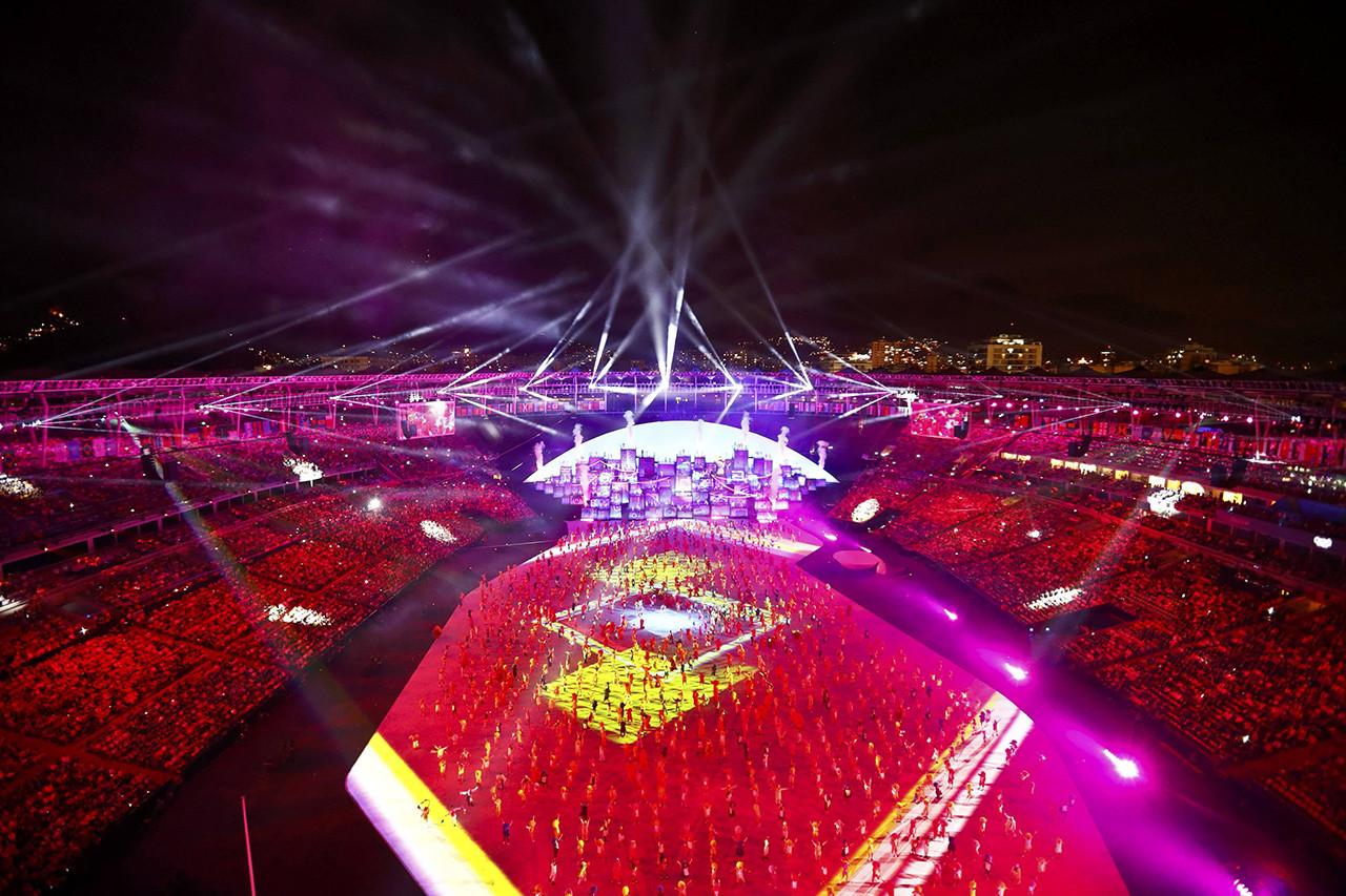 XXXI Juegos Olímpicos 1