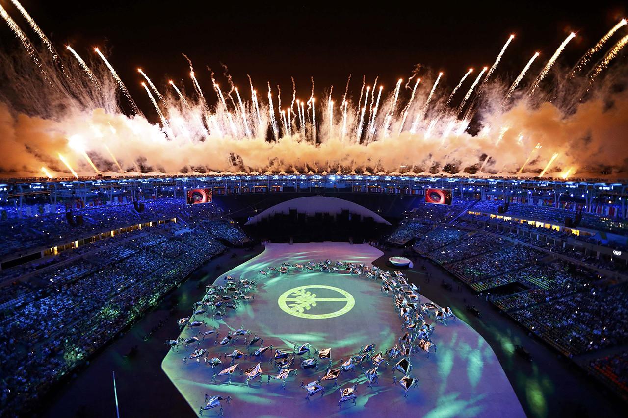 XXXI Juegos Olímpicos 2
