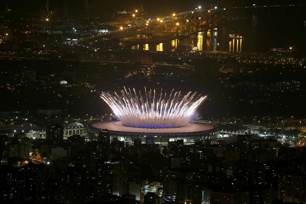 XXXI Juegos Olímpicos 4