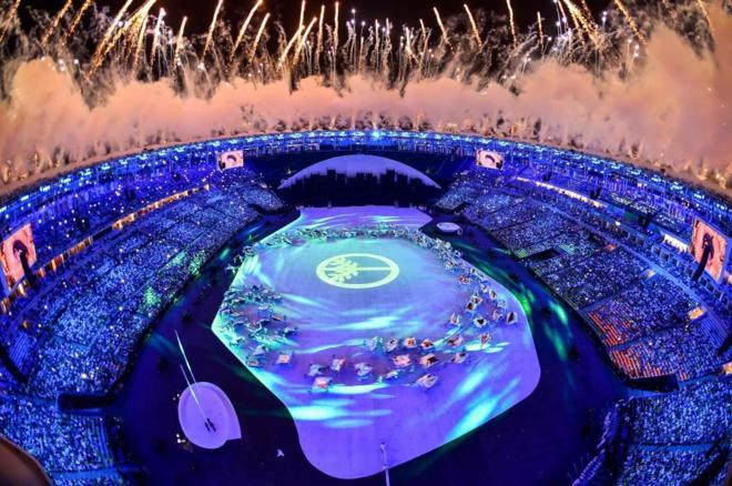 XXXI Juegos Olímpicos 5