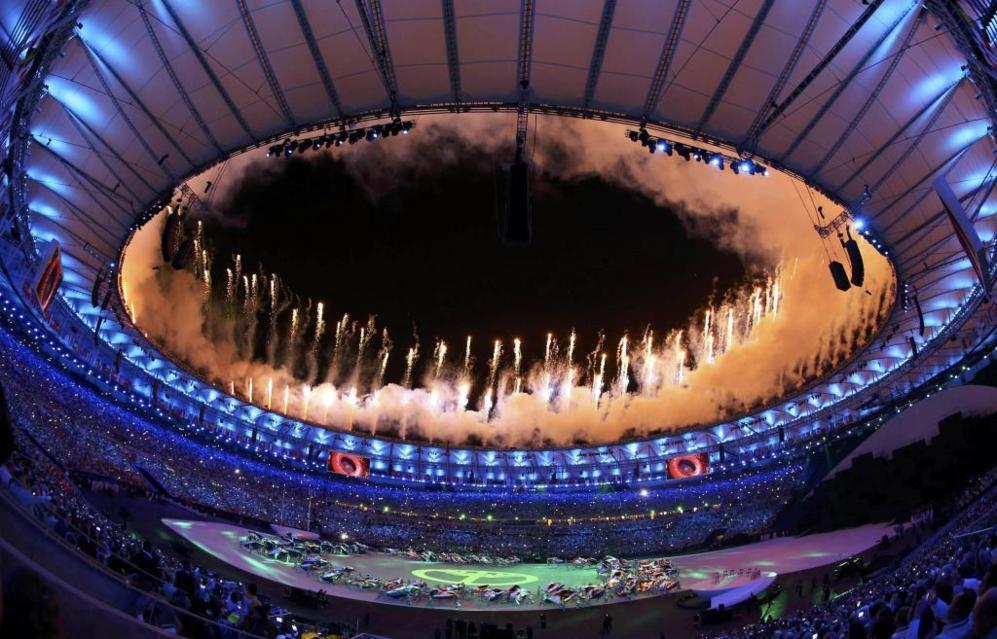 XXXI Juegos Olímpicos 7