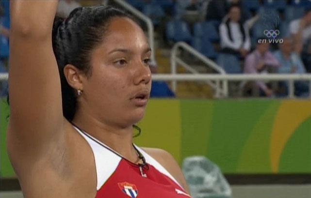 Cubanos eliminados en jornada de atletismo olímpico