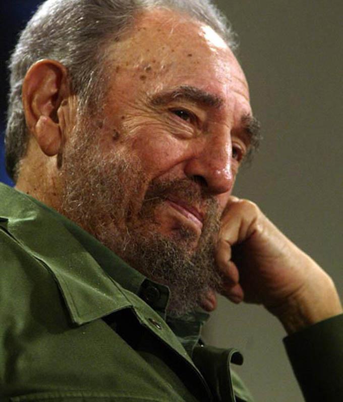 Mil maneras, todas jóvenes, de celebrar los 90 de Fidel