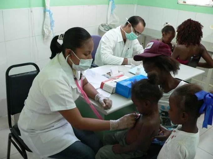 médico cubano