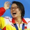 Atleta olímpica china rompe el tabú sobre la menstruación