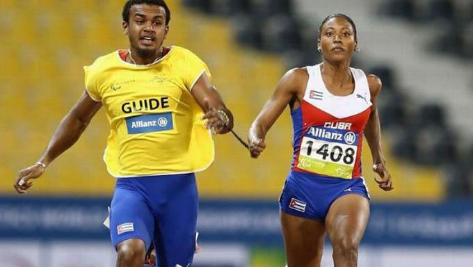 Durand lidera representación cubana a Juegos Paralímpicos de Río