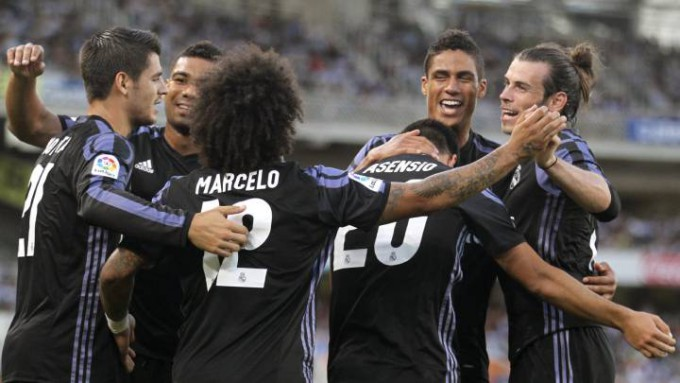 real madrid vence al real sociedad