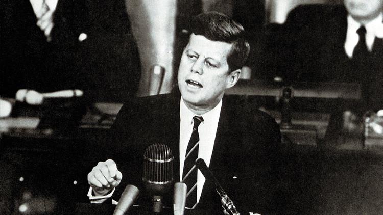 Revelan quién asesinó a Kennedy
