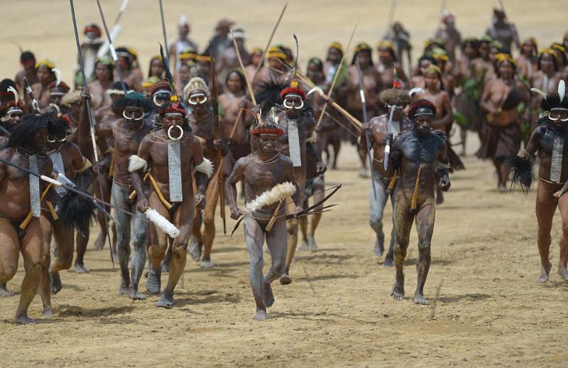 tribu de Papúa 2