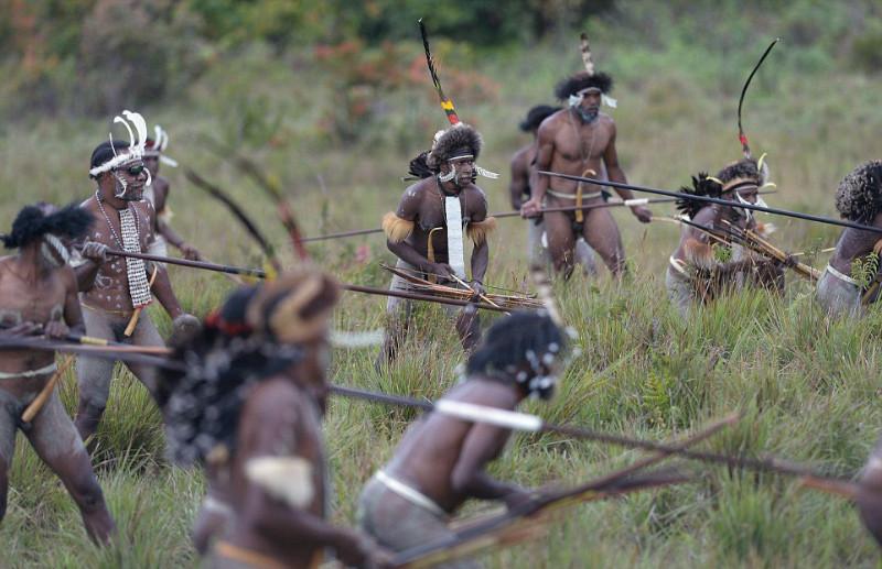 tribu de Papúa 3