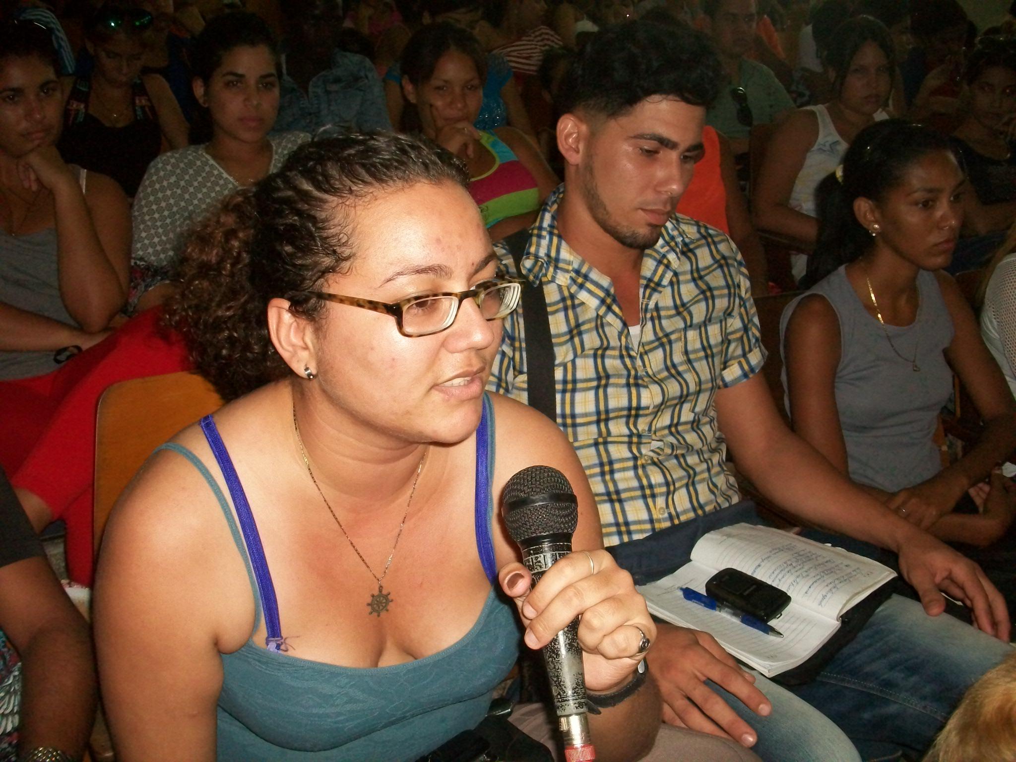 Realizan en Granma Jornada contra el bloqueo y de solidaridad con Puerto Rico